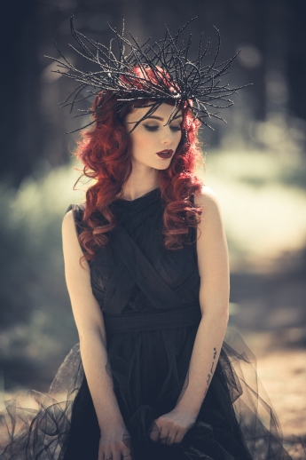 Gothic Beauty-16