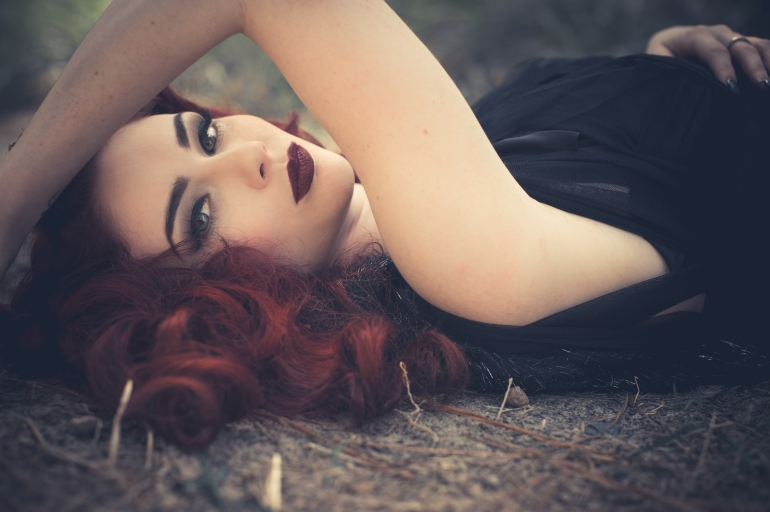 Gothic Beauty-3