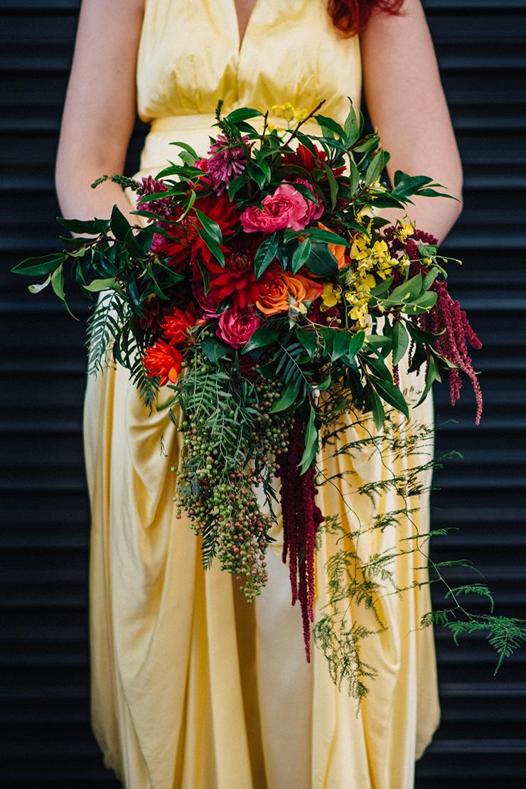 Eclectic-Fiesta-Engagement-Party-Inspiration-Bouquet-5