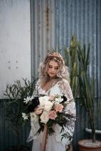 bride Elizabeth Styled Shoot